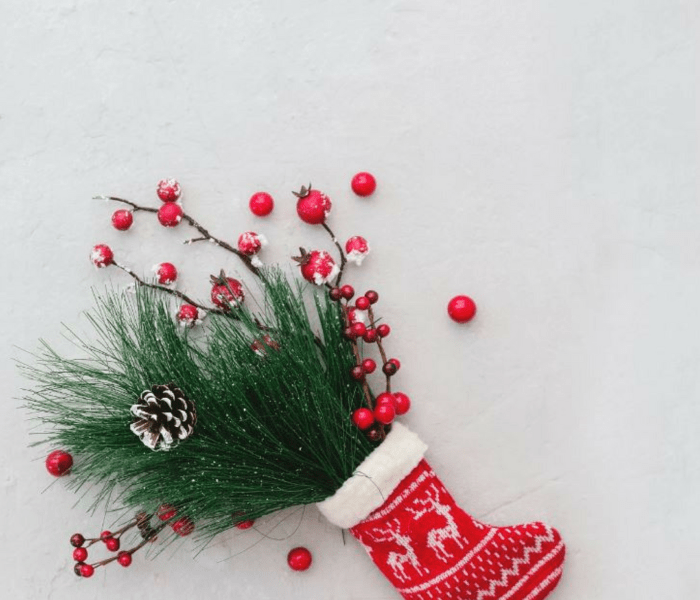 Where to Put Christmas Stockings When You Have No Space