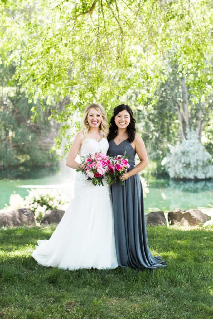 Young & Merri | What We Learned After 2 Months of Marriage | Bride and Bridesmaid