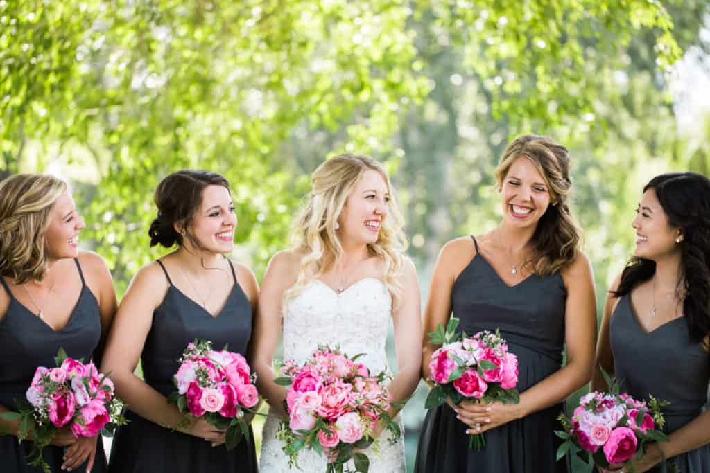 Young & Merri | What We Learned After 2 Months of Marriage | Bridesmaids