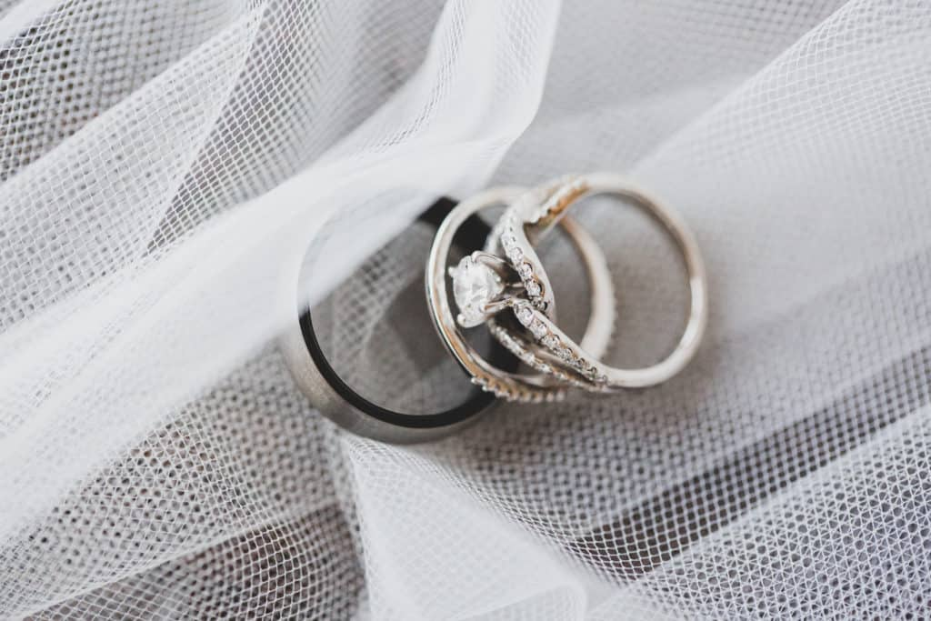 Young & Merri | What We Learned After 2 Months of Marriage | Rings Detail Shot