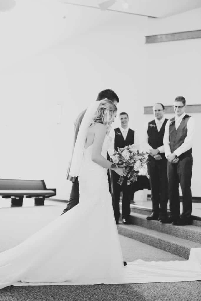 Young & Merri | What We Learned After 2 Months of Marriage | Walking Down the Aisle