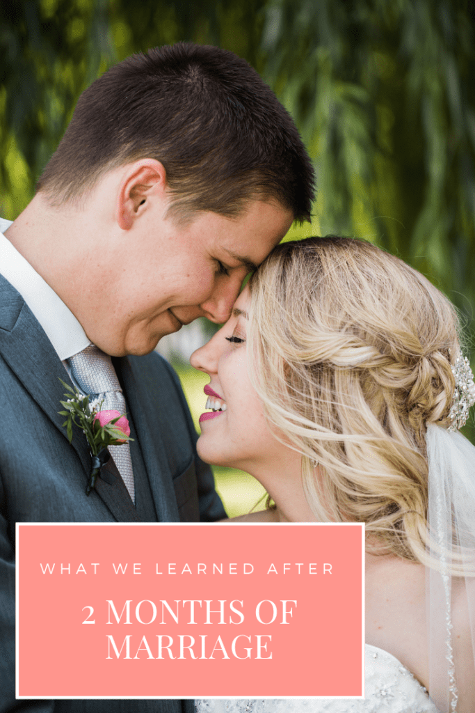 Young & Merri | What We Learned After 2 Months of Marriage